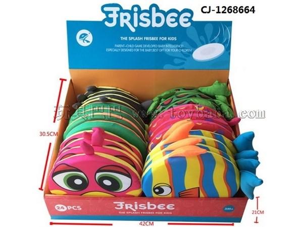 Cloth Frisbee set
