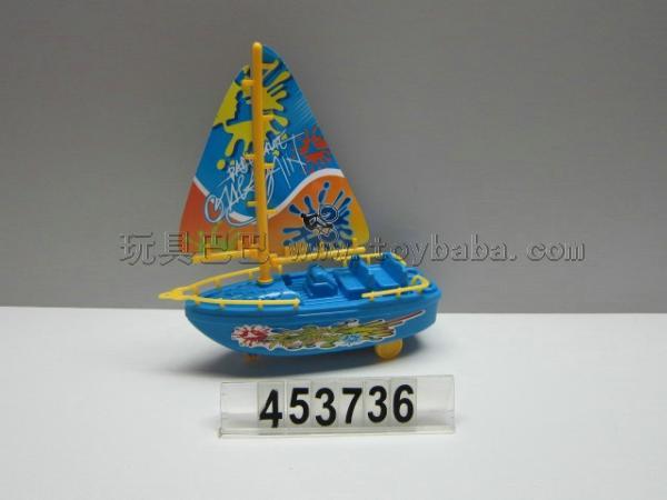 Inertia solid color sailing/three mixed