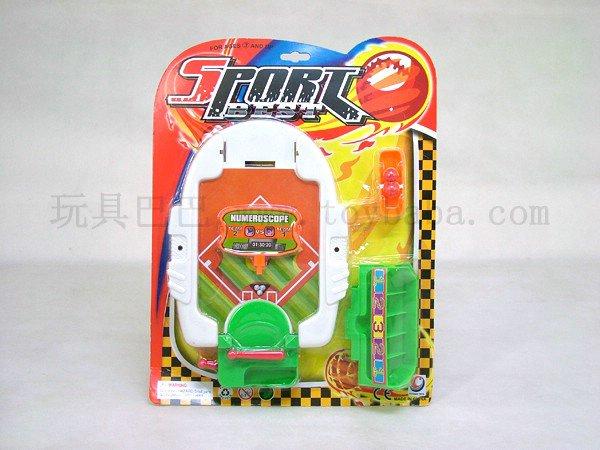 Baseball shot machine
