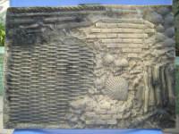 PU鱼缸背景墙(硬泡)