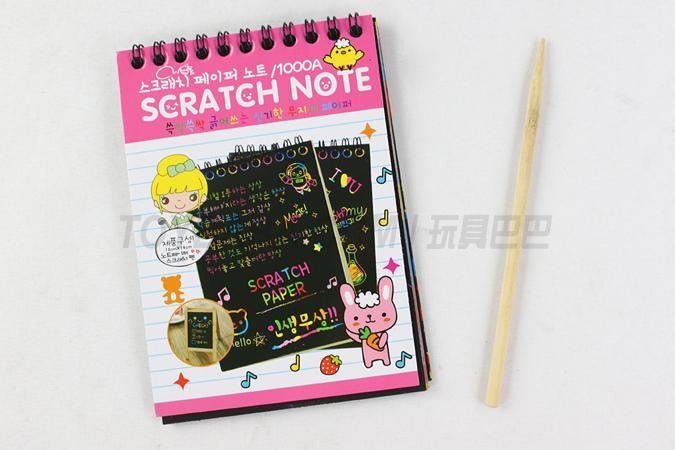 Small scrapbook (12 sheets each)