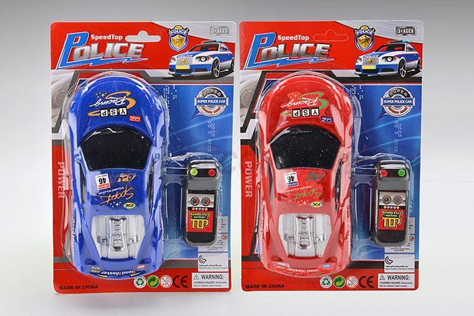 Wire control car