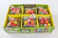 YZ-1333-7水果橡皮擦 24包一盒