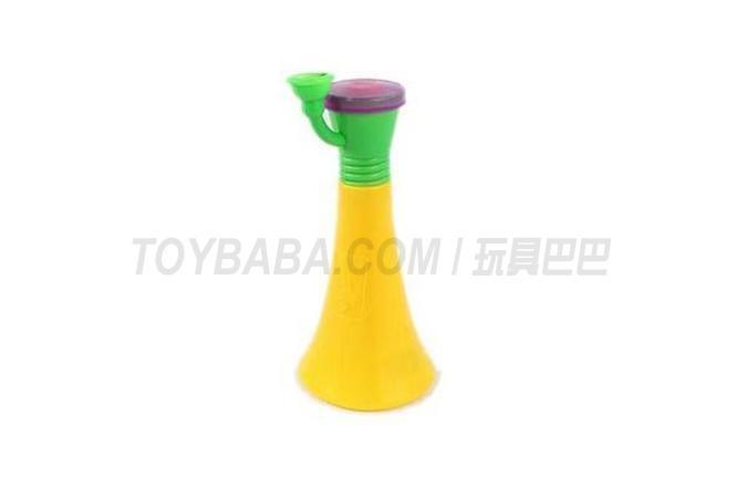 Fan horn