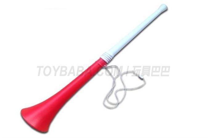 Two twists vuvuzela