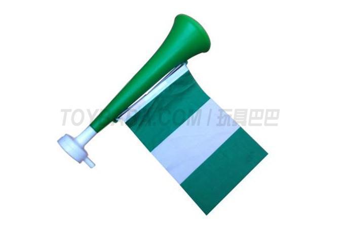 Nigeria fan horn