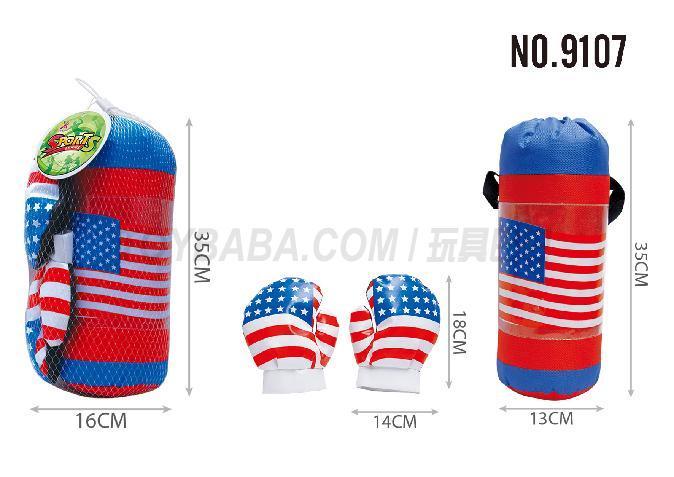 Little American flag