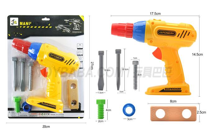 Suction board (tool) building block toy