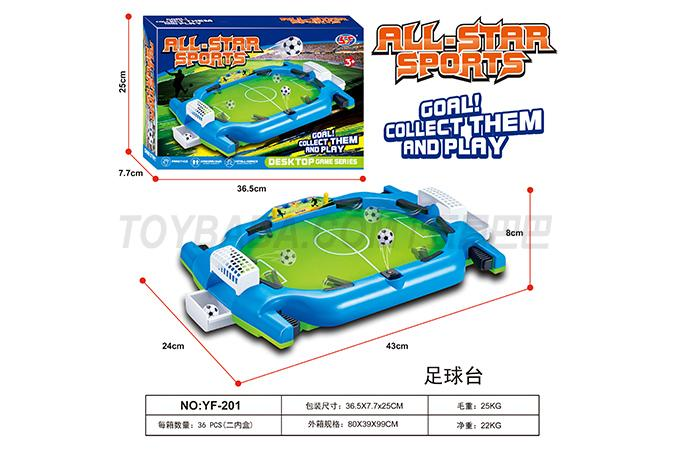 Parent child game puzzle leisure board game football table toy