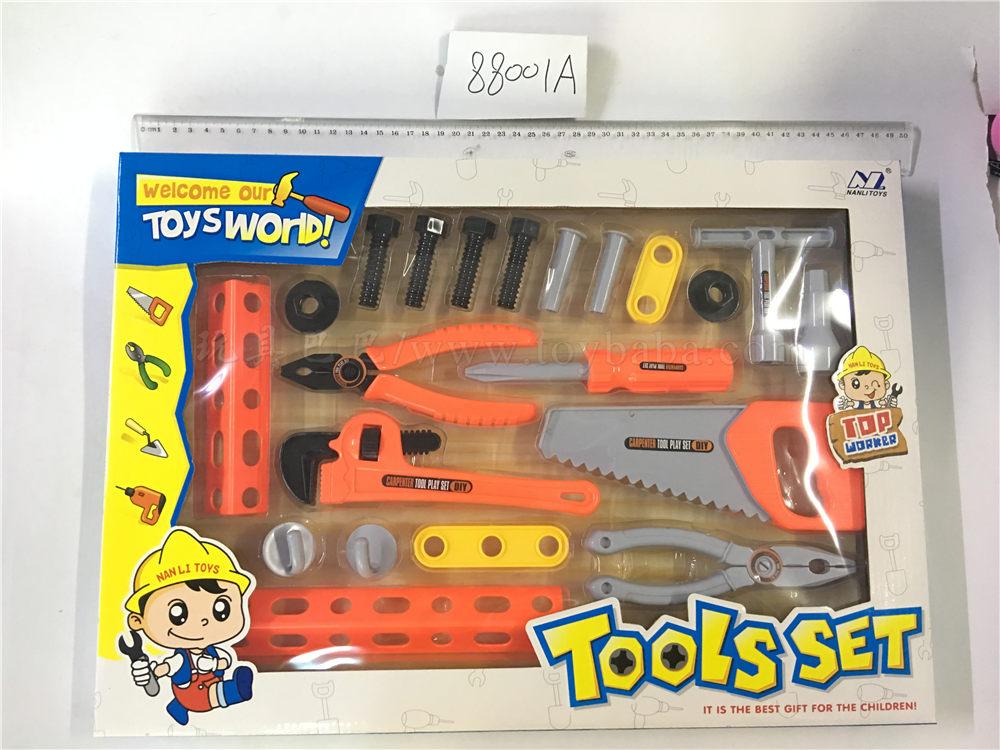 Corner saw tool set (large box)