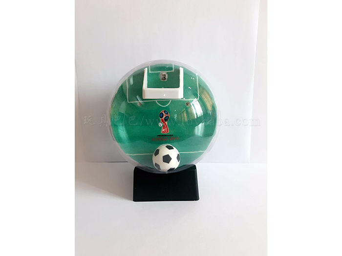 Handheld football educational toys