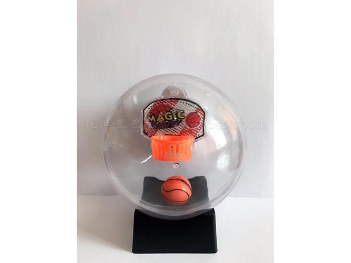 Handheld basketball educational toy