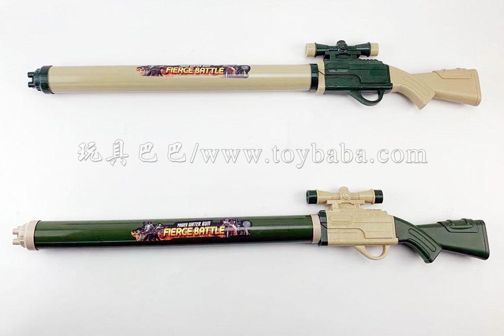 Children's toys summer toys water cannon gun 4.5cm gun handle water cannon (eating chicken)