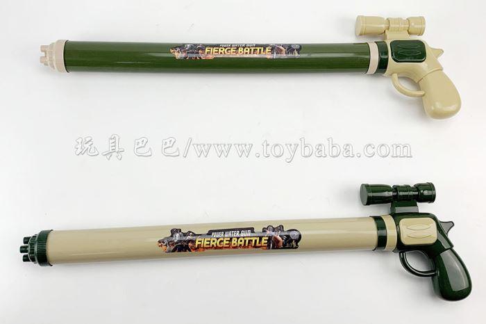 Children's toys summer toys water cannon gun 4.5cm revolver gun (eating chicken)