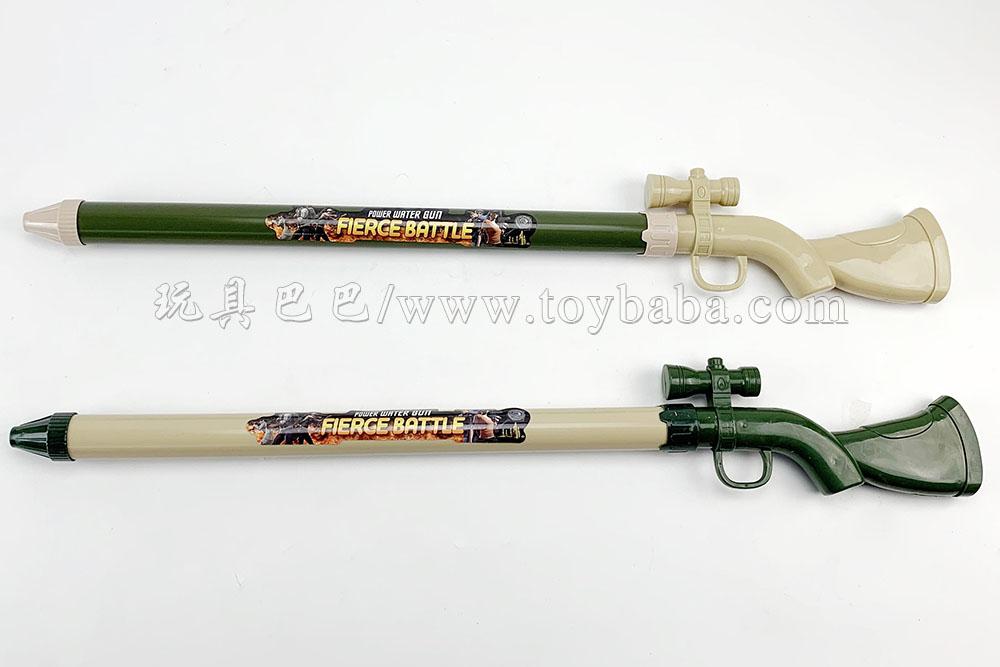 Children's toys summer toys water cannon gun 3cm small shotgun short (eating chicken)