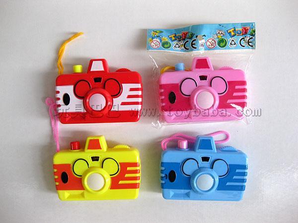 Camera stall toys