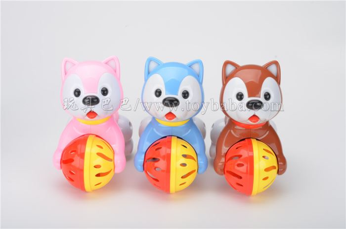 Huili Jingdong husky toys