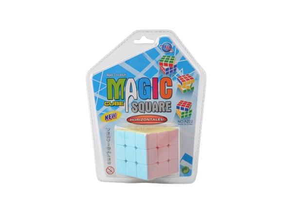 Macarone magic cube puzzle toy