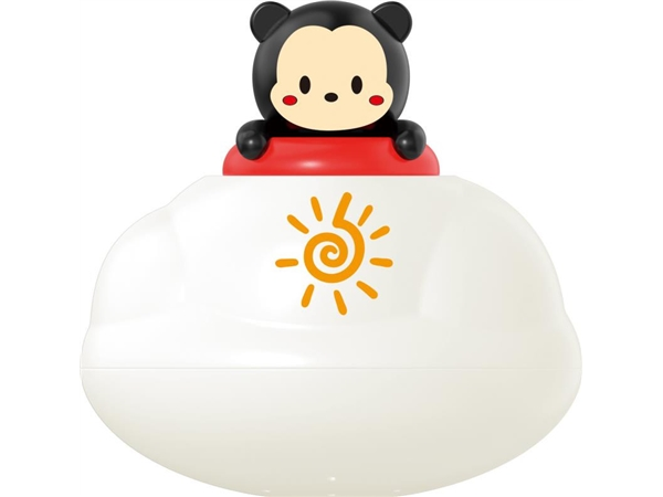 Bathroom floating rain clouds (baby mouse) bath toys