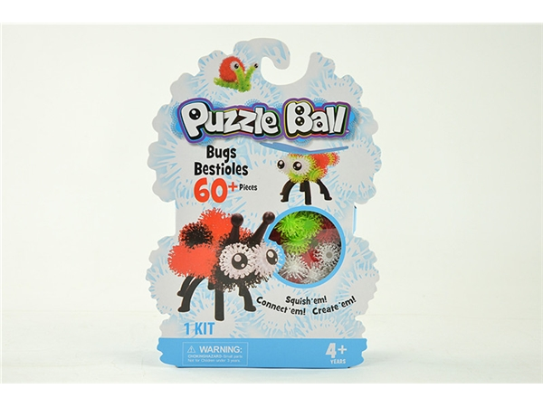 Intelligence kneading ball (60 pengpeng balls) decompression toy