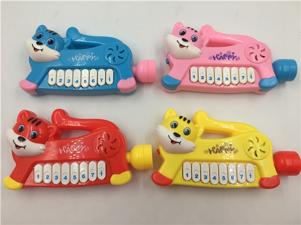Kitten Bayin piano candy toys gifts small toys