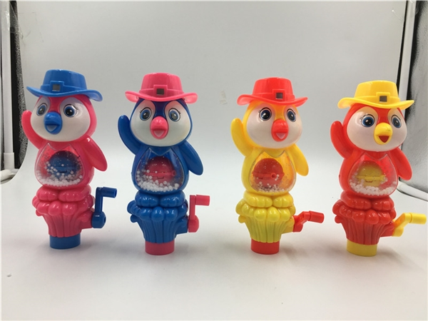 Hand lights Penguin candy toys gifts small toys