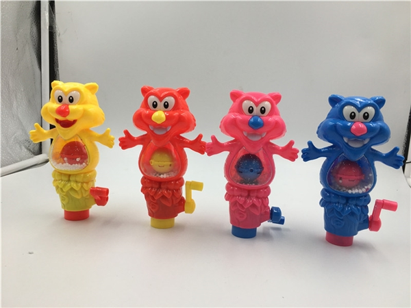Hand lights tiger candy toys gifts small toys