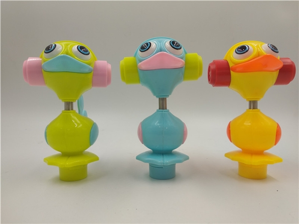 Duck whistling candy toys gifts small toys