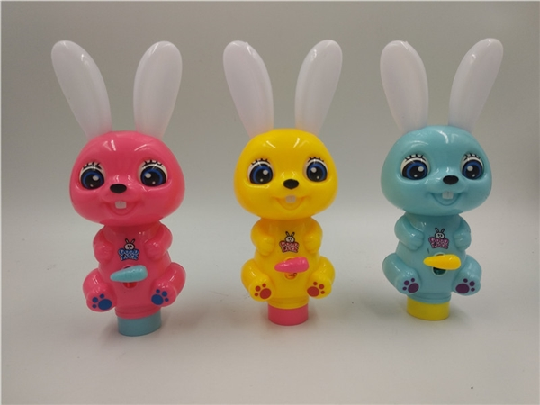 Light Rabbit candy toys gifts small toys