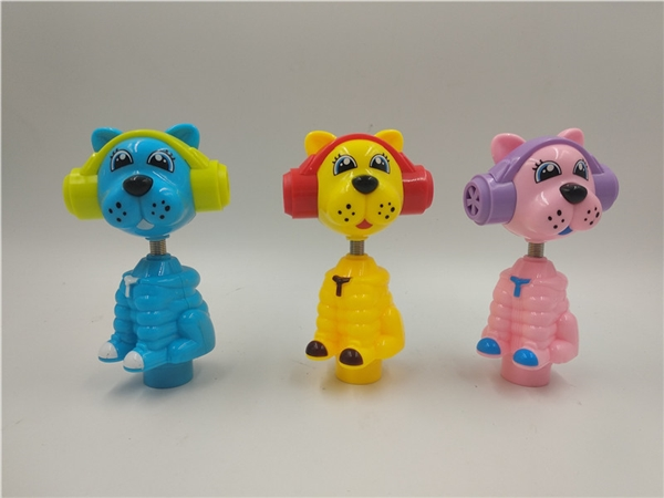 Dog whistling candy toys gifts small toys