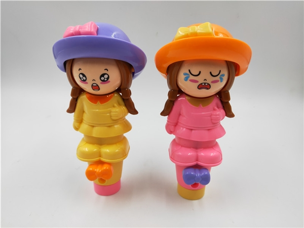 Face changing Girl Doll candy toys gifts small toys