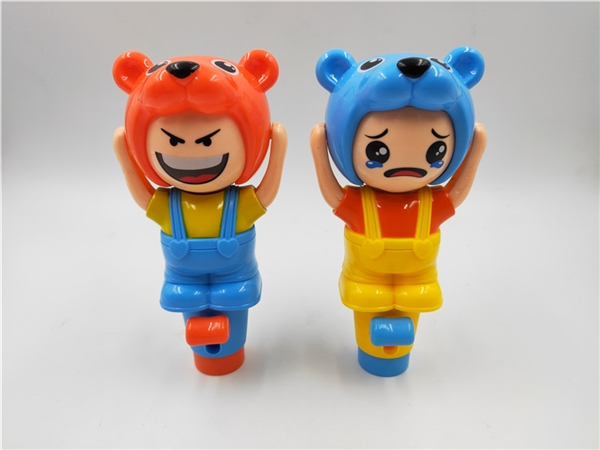 Face changing boy doll candy toys gifts small toys