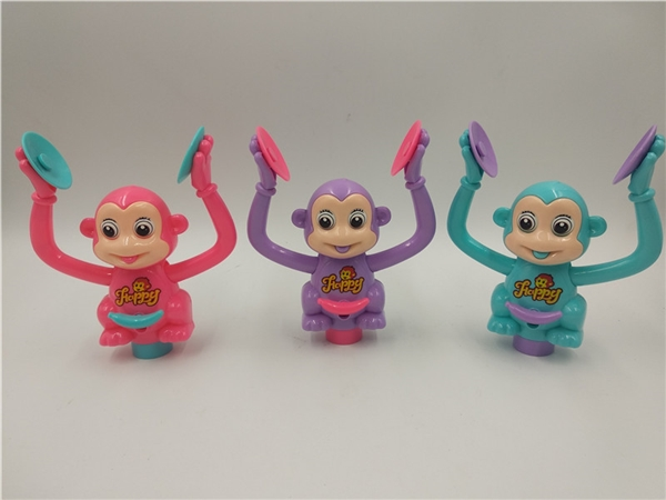 Monkey patting music candy toys gifts small toys