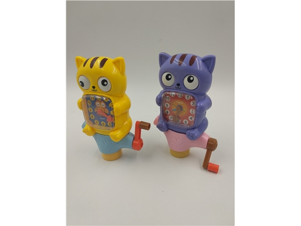 Clock cat candy toys gifts small toys