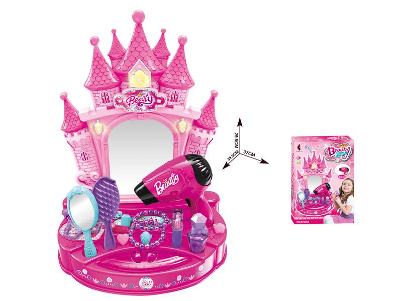 Dream Castle dressing table (electric light music)