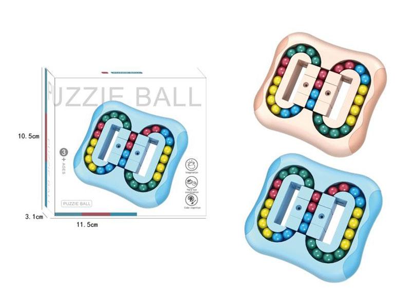 Puzzle fingertip magic group