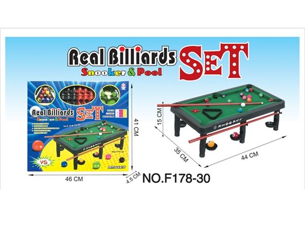 Xinle'er flocking billiards table Sports