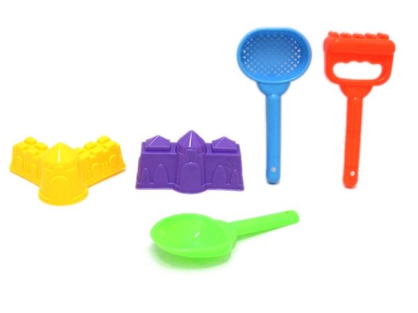 201 beach tool set (5 pieces)