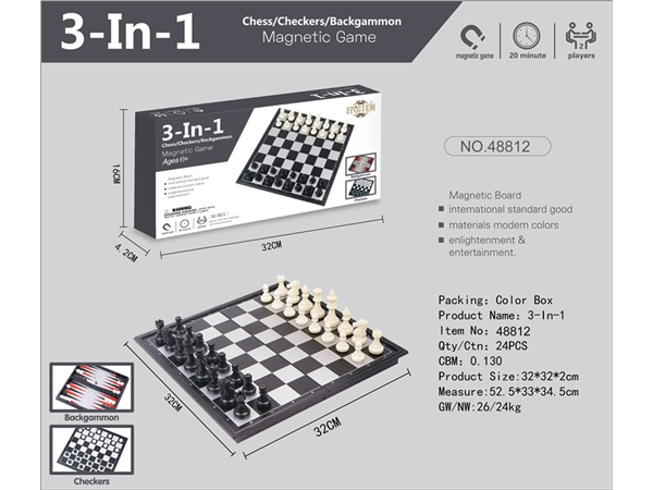 3 in 1 chess