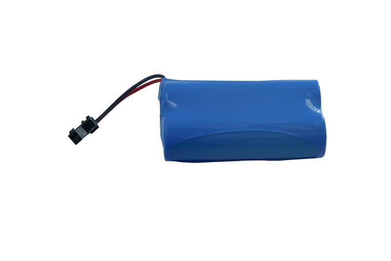 18500 2000mAh 7.4v lithium battery