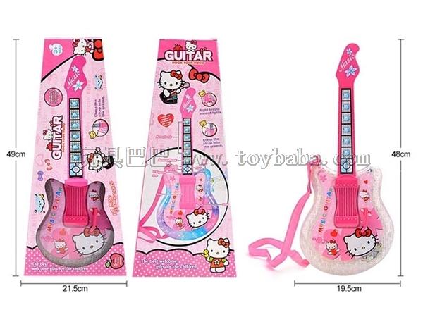 KT猫吉他