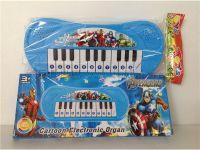 复仇者联盟电子琴玩具(英文包装)