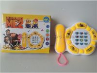 神偷奶爸2音乐电话机