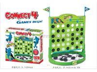四子棋足球游戏