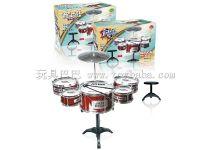 爵士鼓套装(5鼓+椅,中文)