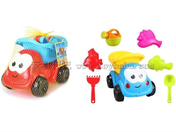 沙滩玩具(7PCS)