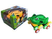 青蛙电动翻斗车
