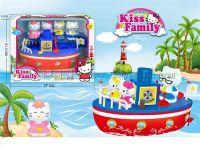 KT猫航海探险船