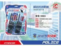 高清警察对讲机高频(包电9V)