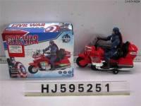 美国队长摩托车